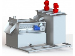 hw13区_椭叠式污泥脱水机(TDS)、国液分离设备_污泥_有机树脂类废物 ...