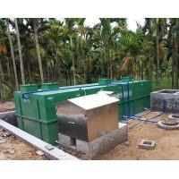 一体化污水处理设备中有哪些池