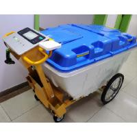 手动塑胶箱医疗废物云收集车