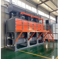 RCO催化燃烧废气处理装置