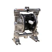 侠飞供应MK15不锈钢气动隔膜泵 自吸隔膜泵 实验室隔膜泵
